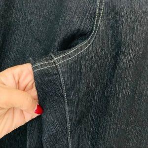 Avenue Jeans - Avenue Boot Cut Black Wash Jeans Size 22